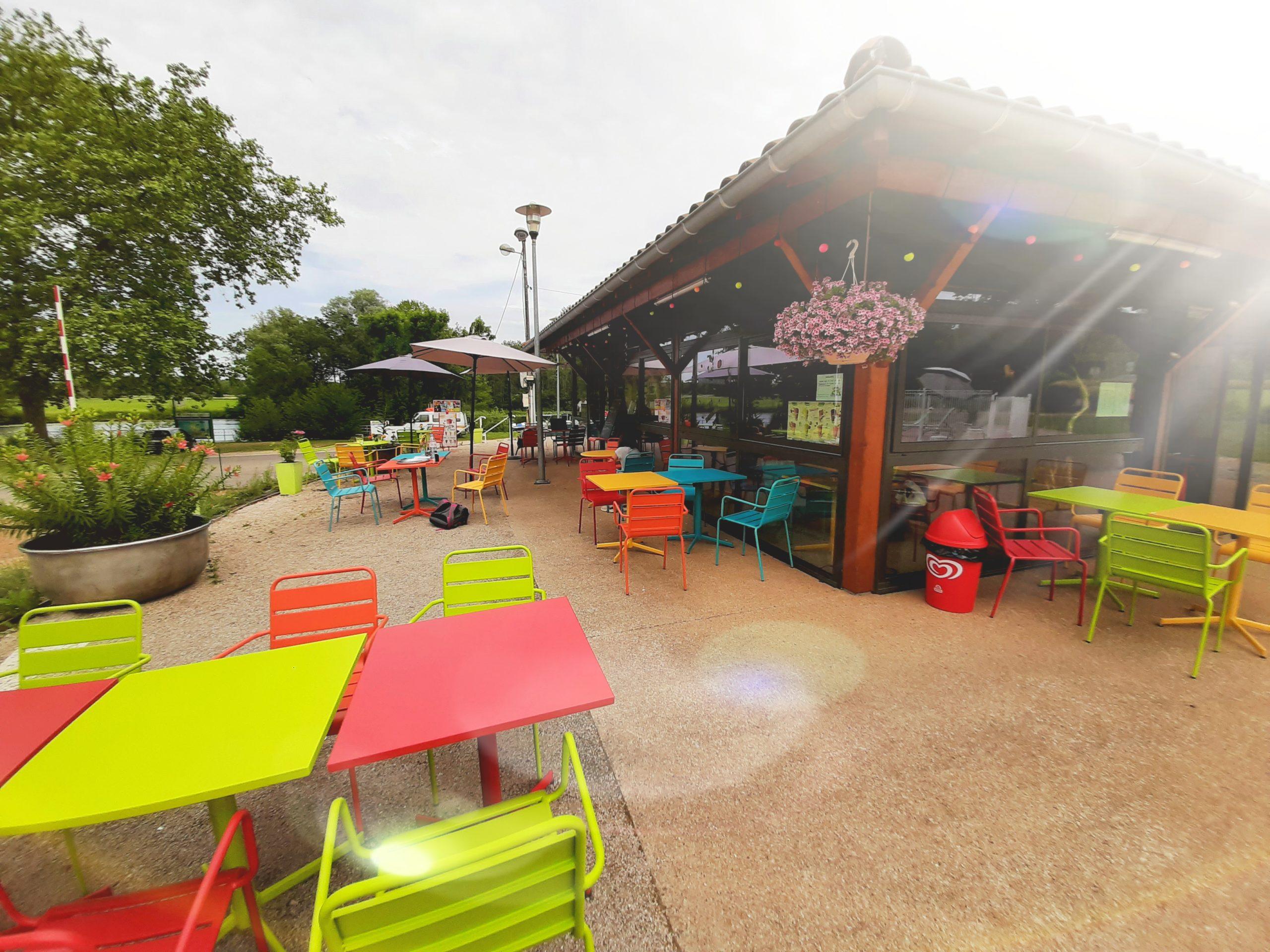 Bar restaurant la guinguette des bords de Seille